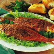 Blackened Spiced Fish