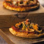 Mini Mussel Pizzas