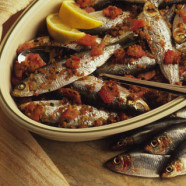 Crispy Bacon Sprats
